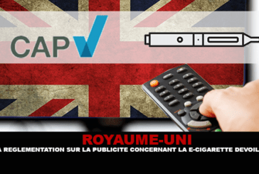 UNITED KINGDOM: Advertising regulations for the e-cigarette unveiled.