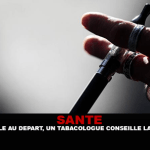 HEALTH: Not supportive at first, a tobacco expert advises the electronic cigarette.