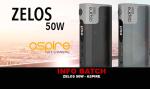 CHARGEN INFO: Zelos 50w (Aspire)