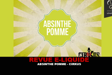 REVIEW: ABSINTHE APPLE (RANGE CIRKUS AUTHENTIC) BY VDLV