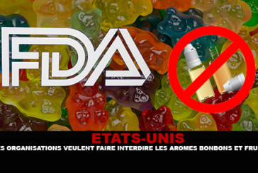 UNITED STATES: Health organizations want to ban candy and fruit flavors.