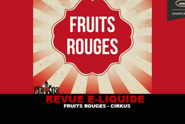 REVUE : FRUITS ROUGES (GAMME CIRKUS AUTHENTIC) PAR VDLV