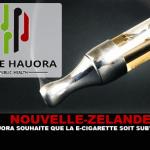 NOUVELLE-ZELANDE : Hāpai Te Hauora souhaite que la e-cigarette soit subventionnée.