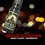 REVIEW: NIGHT FLIGHT (VAPONAUTE RANGE 24) BY VAPONAUTE
