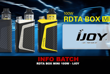 מידע נוסף: RDTA Box Mini 100w (Ijoy)