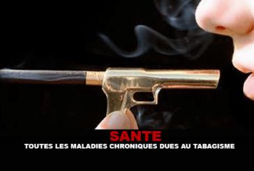 SANTÉ : Toutes les maladies chroniques dues au tabagisme