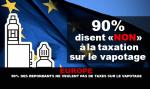 EUROPA: 90% di intervistati non vuole l'IVA sullo svapo!