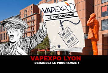 VAPEXPO LYON: chiedi al programma!