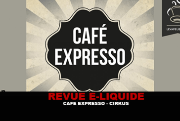 REVIEW: CAFE EXPRESSO (RANGE CIRKUS AUTHENTIC) BY VDLV