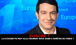 EUROPE 1: Can e-cigarettes really help us stop smoking?