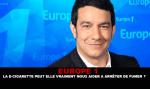 EUROPE 1: Können E-Zigaretten uns wirklich helfen mit dem Rauchen aufzuhören?