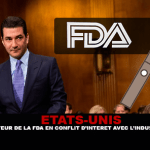ÉTATS-UNIS : Le futur directeur de la FDA en conflit d'intérêt avec l'industrie de la vape