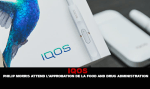 IQOS: Philip Morris is awaiting FDA approval for his heated tobacco system.