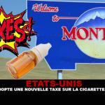 США: Монтана принимает новый электронный сигаретный налог