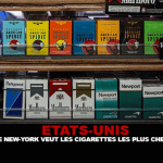 USA: Mayor of New York wants the most expensive cigarettes in the country