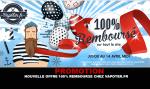 PROMOCIÓN: una nueva oferta 100% reembolsada para Pascua en Vapoter.fr