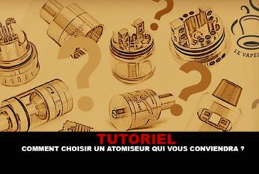 TUTORIAL: Wie wählt man einen Atomizer, der zu Ihnen passt?