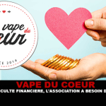 VAPE OF HEART: In financial difficulty, the association needs you!