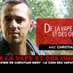 ואפ ואפה: ראיון של כריסטיאן מרי (פינת הניירות)