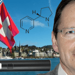 """SWITZERLAND: """"We need to debate the place of nicotine and vaping. """""""