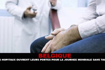 BELGIO: gli ospedali aprono le loro porte per la Giornata mondiale senza tabacco