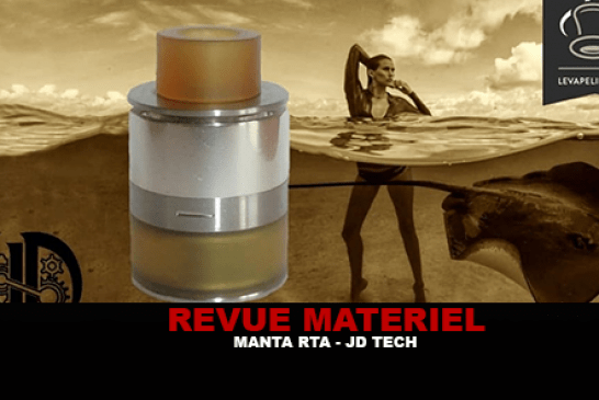 REVUE : MANTA RTA PAR JD TECH