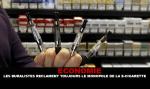הכלכלה: אנשי הטבק עדיין טוענים למונופול של הסיגריה האלקטרונית.
