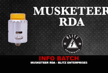 INFO BATCH : Musketeer RDA (Blitz Enterprises)