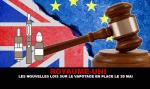 ROYAUME-UNI : Les nouvelles lois européennes sur le vapotage en place le 20 Mai.