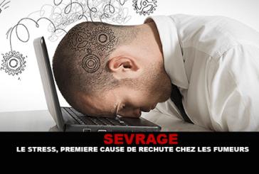 SEVRAGE : Le stress, première cause de rechute chez les fumeurs.