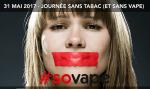 SOVAPE: Das hört die Zensur auf den Vape für den Tag ohne Tabak auf.