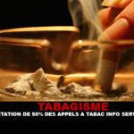 TOBACCO: עלייה של 50% מהשיחות לטבק מידע אינפורמציה בחודש מארס.