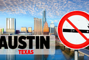 ÉTATS-UNIS : La ville d'Austin interdit la vente et l'utilisation de e-cigarette dans les lieux publics.