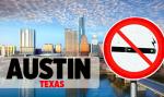 ΗΝΩΜΕΝΕΣ ΠΟΛΙΤΕΙΕΣ: Η πόλη του Ώστιν απαγορεύει την πώληση και χρήση ηλεκτρονικών τσιγάρων σε δημόσιους χώρους.