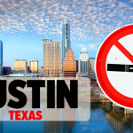 UNITED STATES: The city of Austin prohibits the sale and use of e-cigarettes in public places.