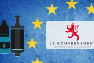 LUXEMBOURG : Une transposition de la directive tabac agressive pour la e-cigarette