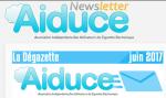 """עזרה: העמותה מביאה חדשות באמצעות הידיעון שלה """"La dégazette"""""""
