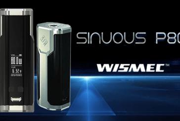 מידע על האתר: Sinuous P80 (Wismec)
