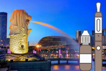 SINGAPOUR : Vers une augmentation de l'âge légal pour la possession et l'utilisation des e-cigarettes.