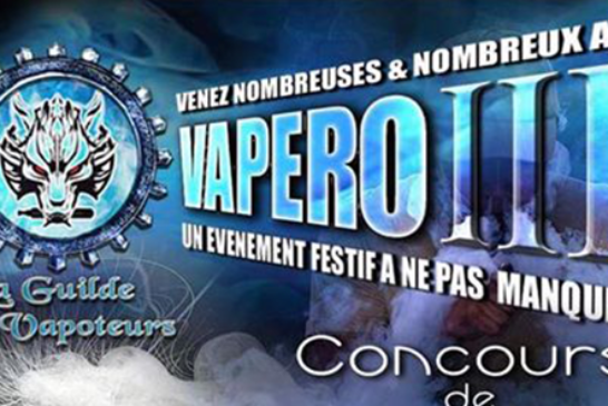 EVENT: 3eme Vapot of the Vape Guild (Arras - 62)