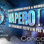 אירוע: 3eme Vapot של הגילדה Vape (אראס - 62)