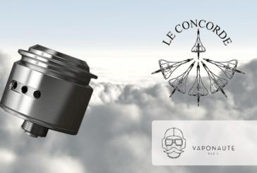 INFO BATCH : Le Concorde (Vaponaute)