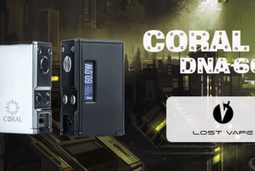 BATCH INFO:Coral DNA60(Lost Vape)