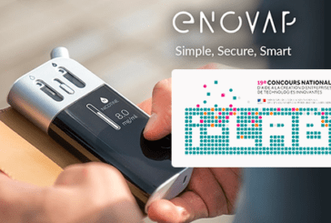 INNOVATION: Enovap becomes laureate of the I-LAB 2017 contest!