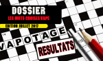 DOSSIER: Lösungen unserer Kreuzworträtsel des Vape! (Juli 2017)