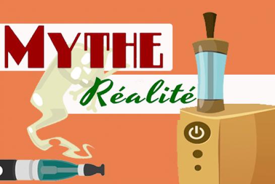 ДОСЬЕ: Самые большие мифы 5 вокруг электронной сигареты.