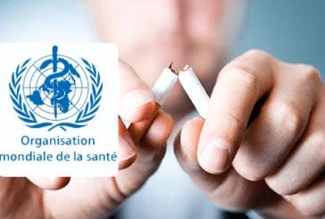 TABAGISME : Un rapport de l'OMS conclut à une augmentation spectaculaire des politiques de lutte antitabac.