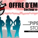 OFFERTA DI LAVORO: Venditore in negozio - Negozio PIPELINE - Batignolles o République (Parigi)