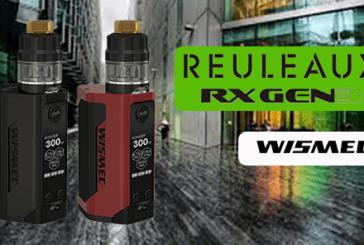 מידע נוסף: Reuleaux RX GEN3 / Gnome (Wismec)