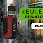 INFO BATCH : Reuleaux RX GEN3 / Gnome (Wismec )